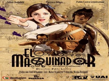 The Machinator (Pablo Latorre) - ROS Film Festival
