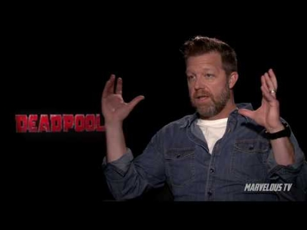 """Deadpool 2"" with David Leitch 1:1 interview details Deadpool 2"
