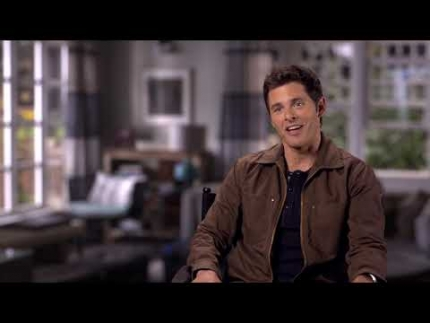 "JAMES MARSDEN talks about ""SONIC""    SONIC THE HEDGEHOG"