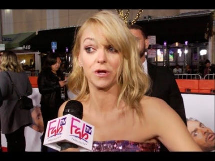 "Anna Faris at the ""OVERBOARD"" premiere on FabTV"