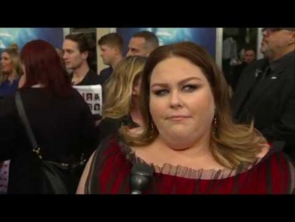 BREAKTHROUGH LA RED CARPET Chrissy Metz