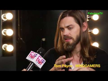 Tom Payne explains the hi-tech of 'MINDGAMERS' on FabulousTV