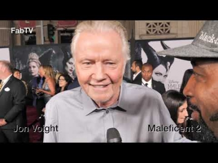 "Jon Voight at ""Maleficent: Mistress"" of Evil world premiere"