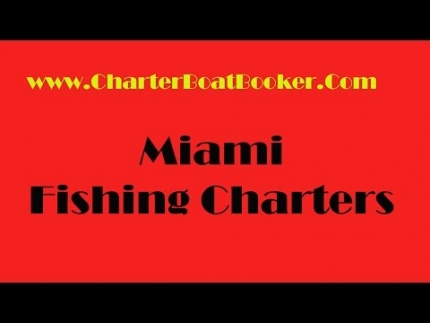 Miami Fishing Charters - Charter Boat Booker