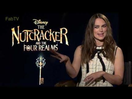 "Kiera Knightly  ""The NUTCRACKER and the Four Realms"""