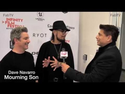 "Dave Navarro documentary ""Mourning Son"""