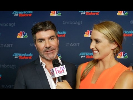 Simon Cowell tells the TRUTH about 'America's Got...