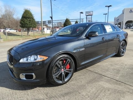 2014 Jaguar XJL R Supercharged Start Up, Exhaust, and In Depth Review