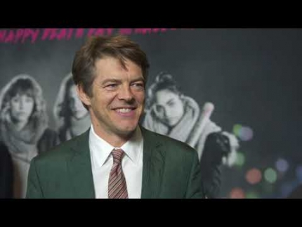 "Jason Blum at the ""BlackChristmas"" red carpet"