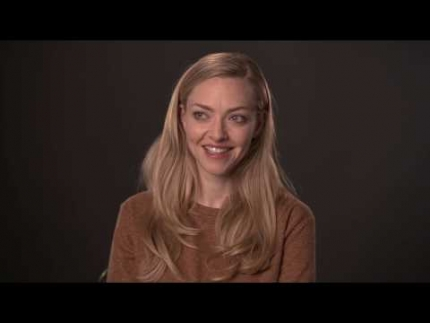 "Junkets: Amanda Seyfried  - ""You Should Have Left"""