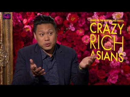 "Director Jon M.Chu ""Crazy Rich Asians"""
