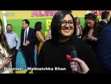 Director:  Nahnatchka Khant of 'Always Be My Maybe' at the premiere