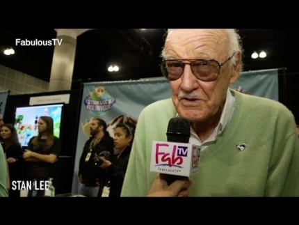 Stan Lee at 2016 Comikaze  FabulousTV
