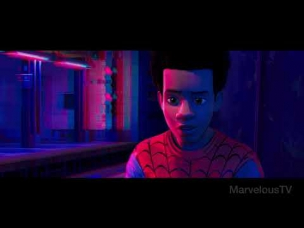 SNEAK PEEK!   Spider-Verse