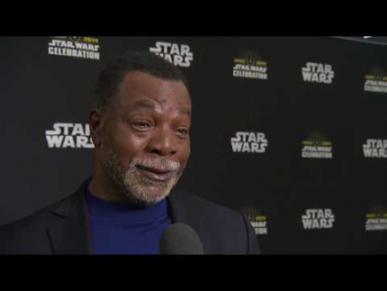 Carl Weathers at STAR WARS CELEBRATION CHICAGO 2019  Carl Weathers