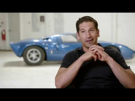 """Ford vs. Ferrari""  Jon Bernthal   ""Lee Iacocca"""