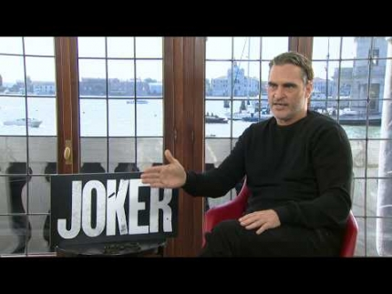 "Joaquin Phoenix is the new ""Joker"""