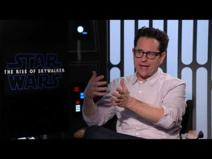 Director: JJ Abrams reveals Star Wars: The Rise of Skywalker