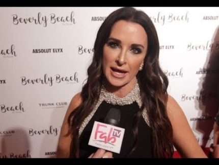 Real Housewives of Beverly Hills 'Kyle Richards' on FabulousTV