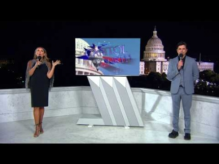 John Stamos and Vanessa Williams - A CAPITOL FOURTH