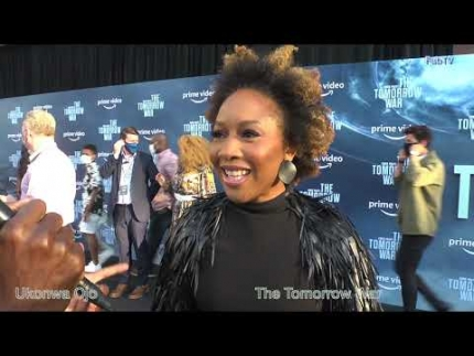 """Ukonwa Ojo talks about this summer blockbuster """"The Tomorrow..."""
