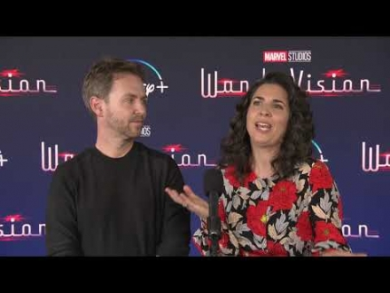 Disney+ and Marvel Studios' Emmy FYC Drive In Event