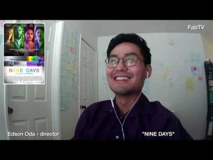 "Director Edson Oda & Benedict Wong  describe ""NINE DAYS"""