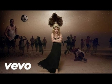 Shakira - La La La (Brazil 2014)