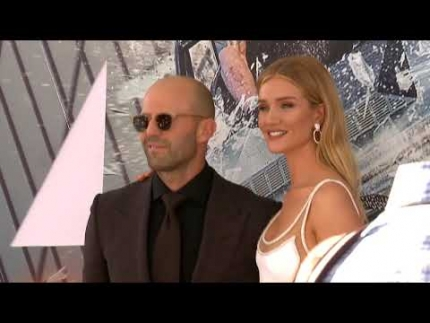 Fast & Furious presents Hobbs & Shaw World premiere ARRIVALS