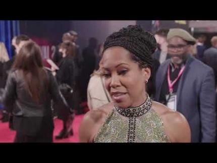 REGINA KING - 'The Harder They Fall' - London Film Festival