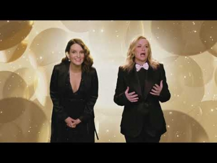 Tina Fey & Amy Poehler - The 78th Annual Golden Globe Awards