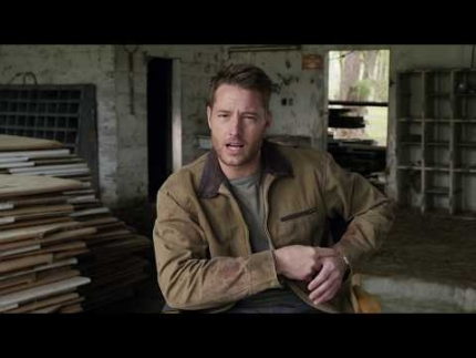 "Justin Hartley - ""Big Game Shane"" in ""THE HUNT"""