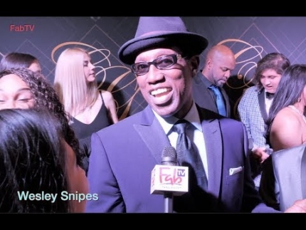 Wesley Snipes at the 2019 City Gala' on FabTV