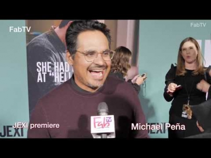 "Michael Peña ""JEXI"" premiere & red carpet"