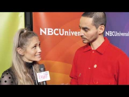 "Manny Montana  reveals ""GOOD GIRLS"" role"