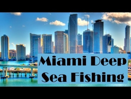 Miami Deep Sea Fishing - Charter Boat Booker