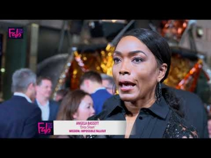 Mission Impossible: Fall Out with Angela Bassett