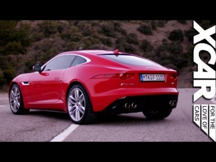 Jaguar F-Type R Coupe Review - XCAR