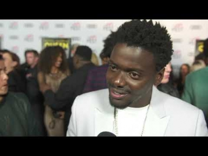 """QUEEN & SLIM"" premiere with Daniel Kaluuya"
