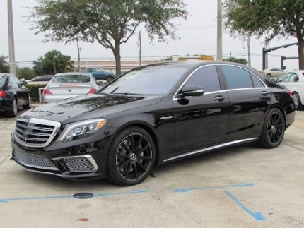 2015 Mercedes-Benz S65 AMG (V12 Biturbo) Start Up, Exhaust, and In Depth Review