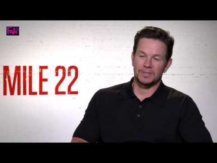 Mark Wahlberg outlines action in 'MILE 22'