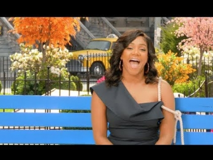 "Tiffany Haddish talks about ""The secret life of Pets 2"""