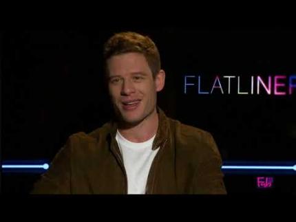 Flatliners: James Norton, Ellen Page & Kiersey Clemons