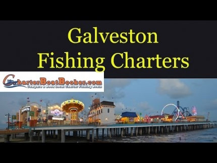 Galveston Fishing Charters - Charter Boat Booker