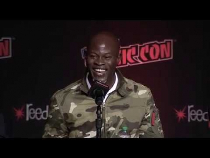 """The King's Man"" New York Comic Con Panel NYCC"