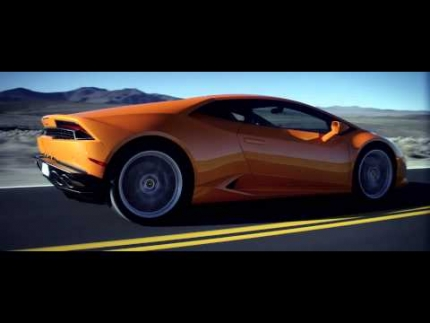 Lamborghini Huracán LP 610-4 - Official Video