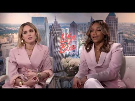 "Rose Byrne & Tiffany Haddish ""LIKE A BOSS"""