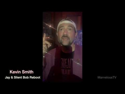 "Kevin Smith @ ""Jay & Silent Bob Reboot"" after party"