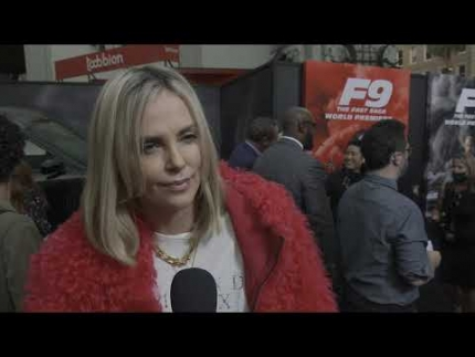 Charlize Theron  - F9: Fast and Furious 9  - World Premiere