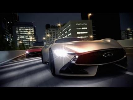 Gran Turismo 6 - Infiniti Concept Vision Gran Turismo (Japanese)